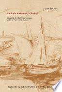 De Paris à Istanbul, 1851-1949