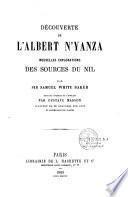Découverte de l'Albert N'yanza