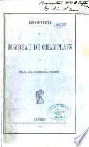 Découverte du tombeau de Champlain