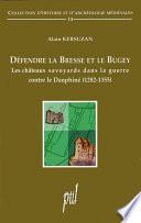 Défendre la Bresse et le Bugey