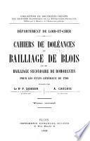 Département de Loir-et-Cher