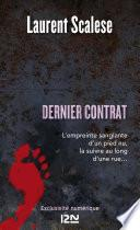 Dernier contrat