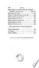 Description de Paris et de ses édifices, avec un précis historique et des observations sur le caractère de leur architecture (etc.)