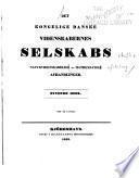 Det Kongelige Danske videnskabernes selskabs skrifter