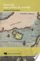 Deux îles aux confins du monde