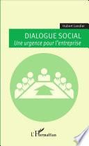 Dialogue social