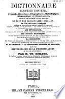Dictionnaire classique universel