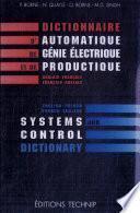 Dictionnaire d'automatiq...