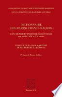 Dictionnaire des marins francs-maçons