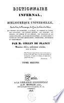Dictionnaire infernal, ou Bibliothèque universelle