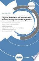 Digital Resources Humaines : Comment développer la maturité digital'RH ?