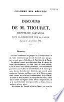 Discours dans la discussion sur la pairie séance du 4 octobre 1831