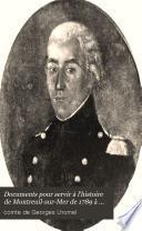 Documents pour servir à l'histoire de Montreuil-sur-Mer de 1789 à 1830 ...