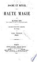 Dogme et rituel de la haute magie, 1