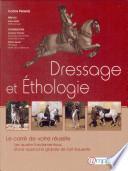 Dressage et Ethologie