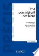 Droit administratif des biens (N) - 7e éd.