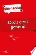 Droit civil général - 21e éd.