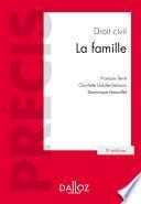 Droit civil La famille