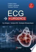 ECG en urgence (3e édition)