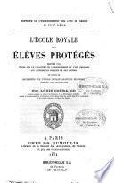 École royale des éléves protégés