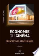 Economie du cinéma