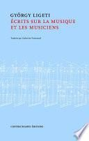 Écrits sur la musique et les musiciens