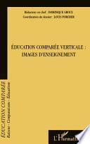 Education comparée verticale : images d'enseignement