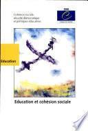 Éducation et cohésion sociale