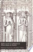 Église royale et collégiale de Notre-Dame de Nantes