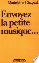 Envoyez la petite musique