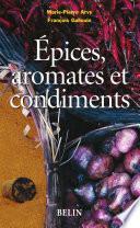 Épices, aromates et condiments