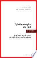 Epistémologies du Sud