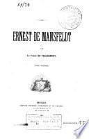 Ernest de Mansfeldt