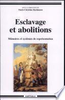 Esclavage et abolitions