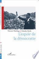 Espoir de la démocratie (L')