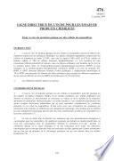 Essai n° 476: Essai in vitro de mutation génique sur des cellules de mammifères