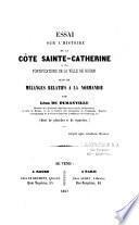 Essai sur l'histoire de la côte Ste Catherine et des fortifications de la ville de Rouen