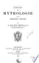 Essais de mythologie et de philologie comparée