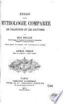 Essais sur la mythologie comparée
