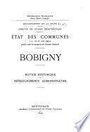 États des communes à la fin du XIXe siècle publié sous les auspices du Conseil général. ...