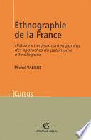 Ethnographie de la France