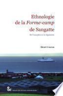 Ethnologie de la Forme-camp de Sangatte