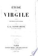 Étude sur Virgile
