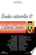 Etudes culturelles & Cultural Studies