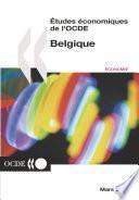 Études économiques de l'OCDE : Belgique 2001