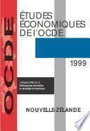 Études économiques de l'OCDE : Nouvelle-Zélande 1999