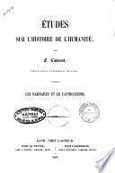 Etudes sur l'histoire de l'humanité par F. Laurent