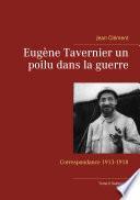 Eugène Tavernier un poilu dans la guerre