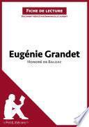 Eugénie Grandet d'Honoré de Balzac (Fiche de lecture)
