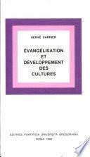 Evangélisation et développement des cultures